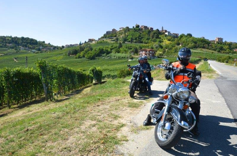 Motorcycle Tours in Italy
